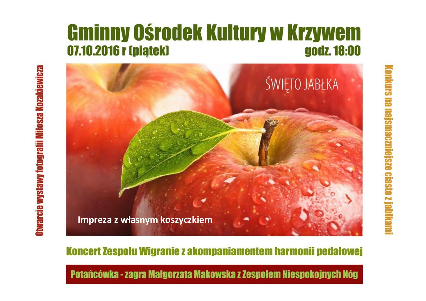 Święto jabłka 2016