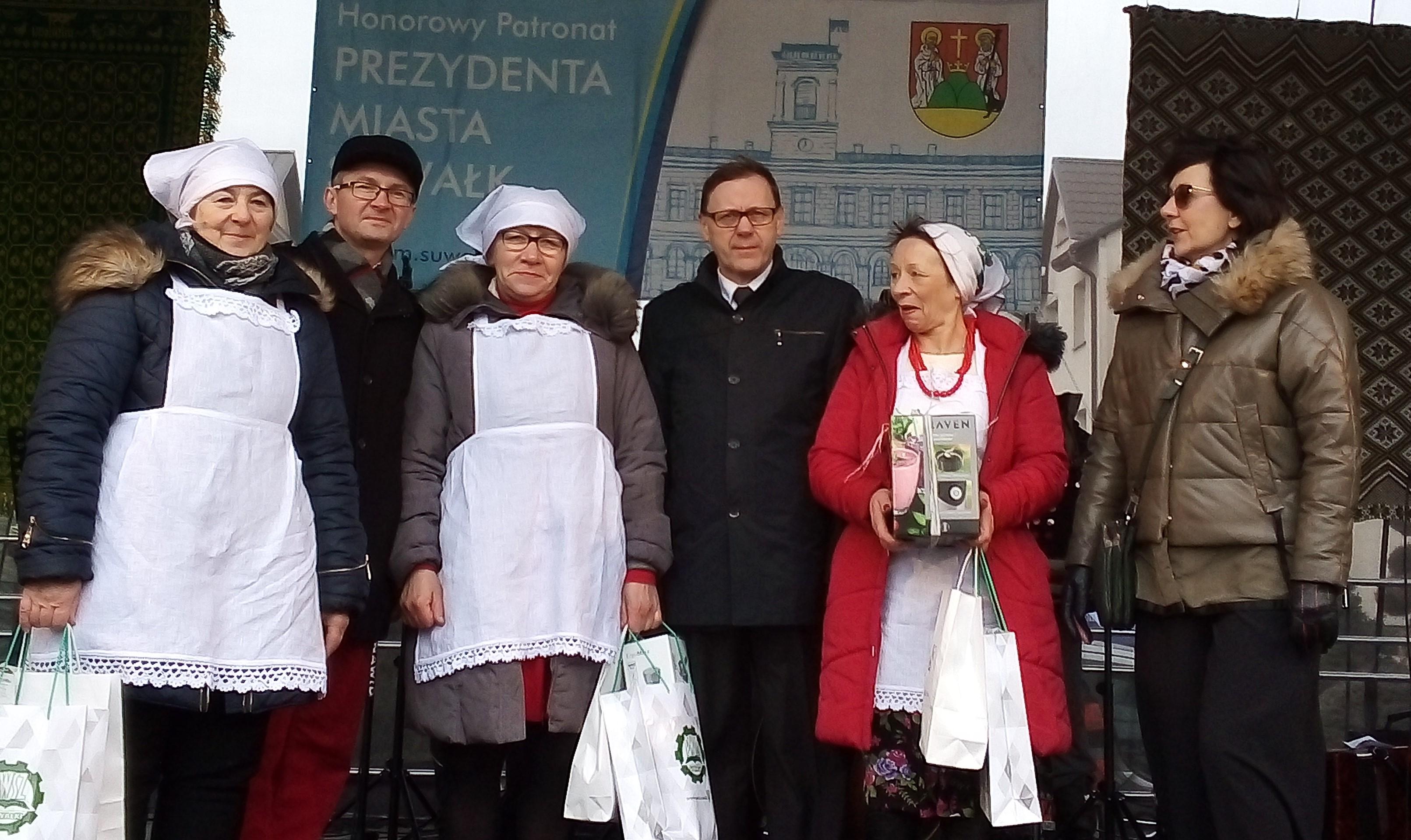 Gmina Suwałki na Kaziukach