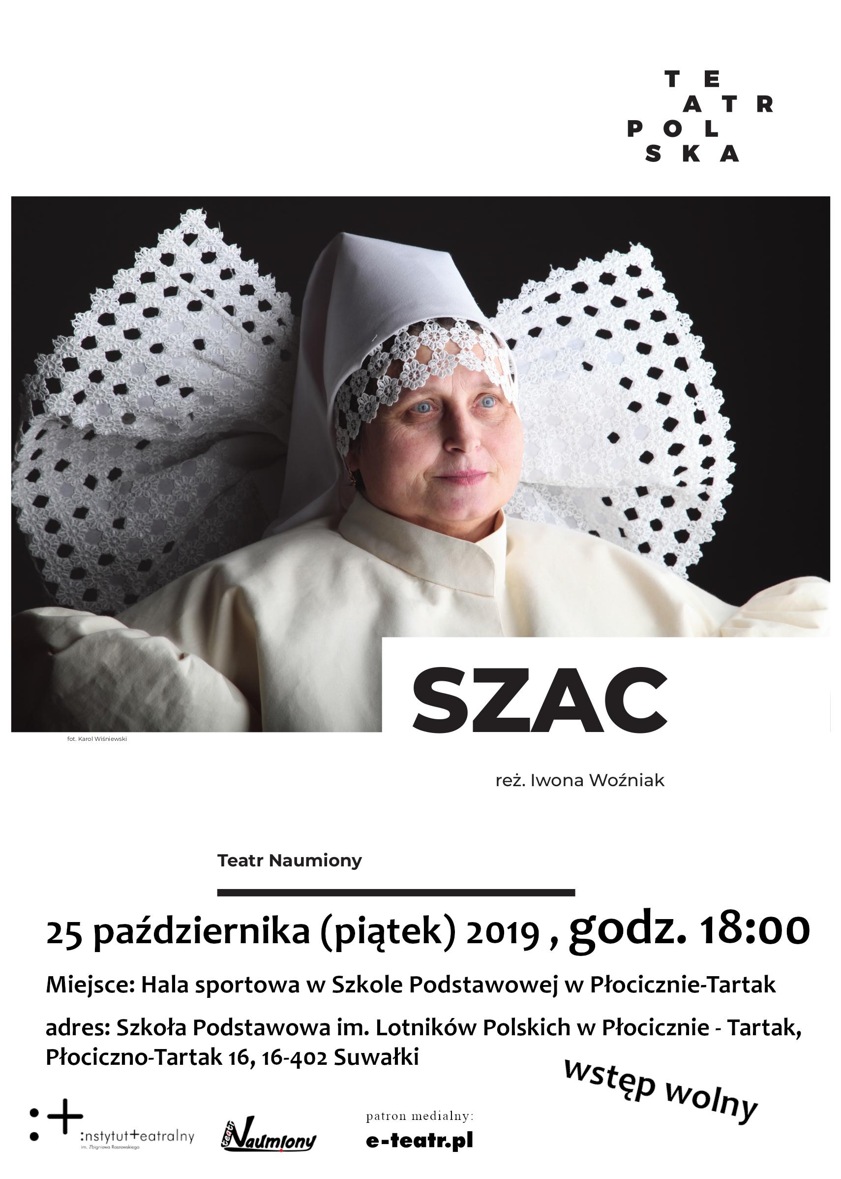 Teatr w Płocicznie!