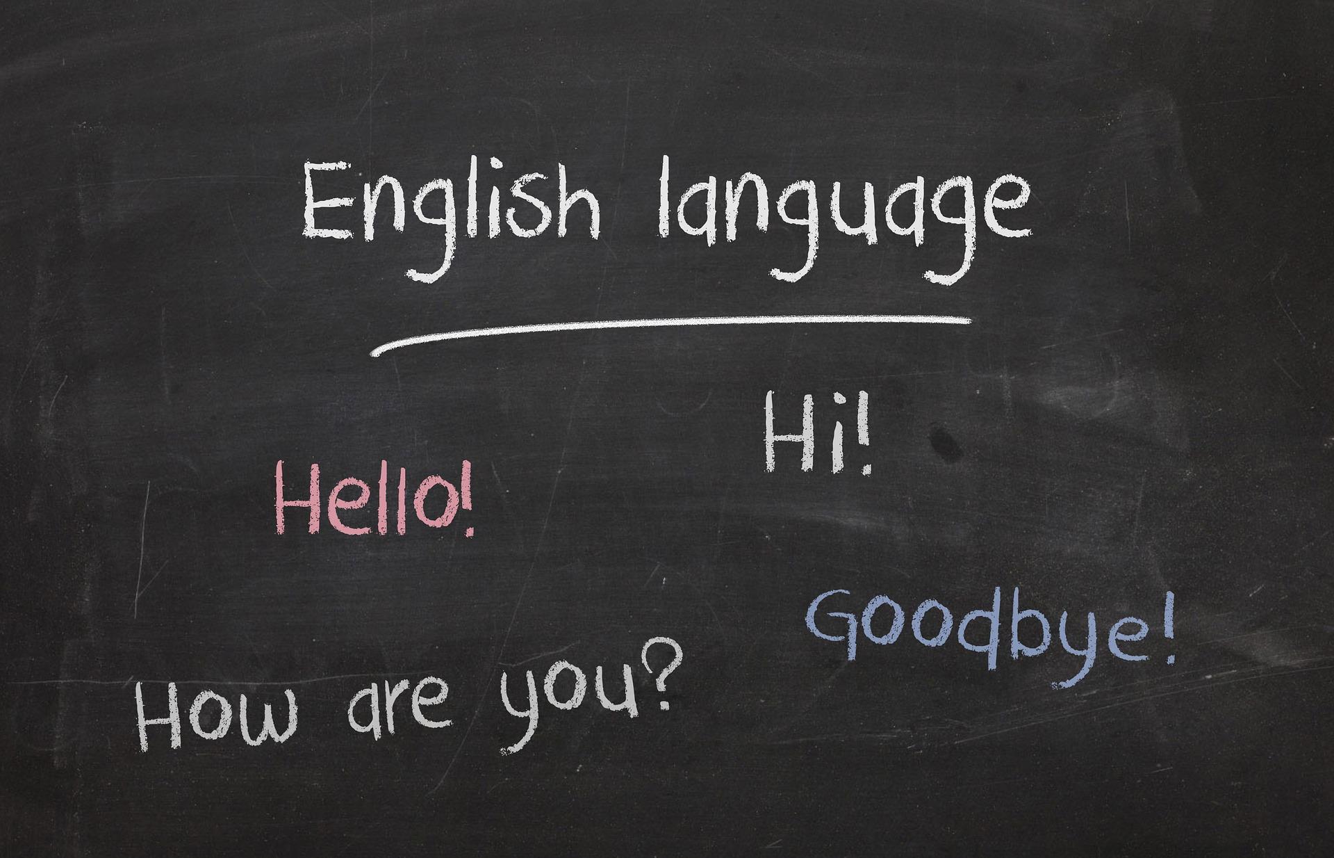 Język angielski w Starym Folwarku