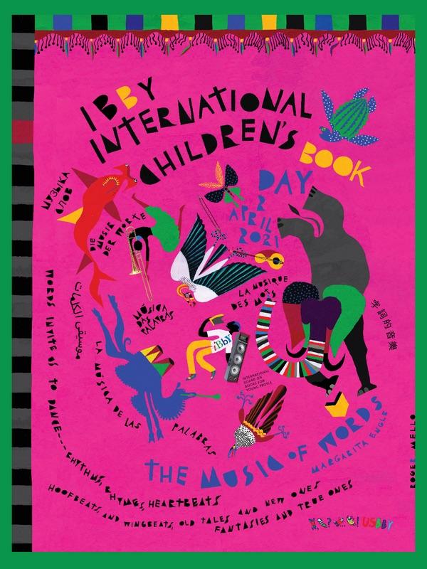 """Międzynarodowy Dzień Książki dla Dzieci pod hasłem """"Muzyka słów"""""""
